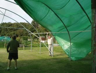Poly tunnel cover 02